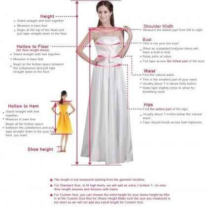 Elegant Long Prom Dress, A-line Chi..