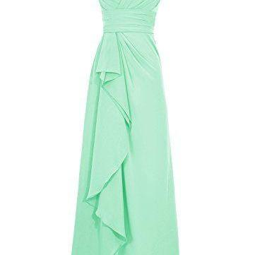Charming Prom Dress,Chiffon Prom Dr..