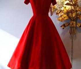 Red Prom Dress,Off t..