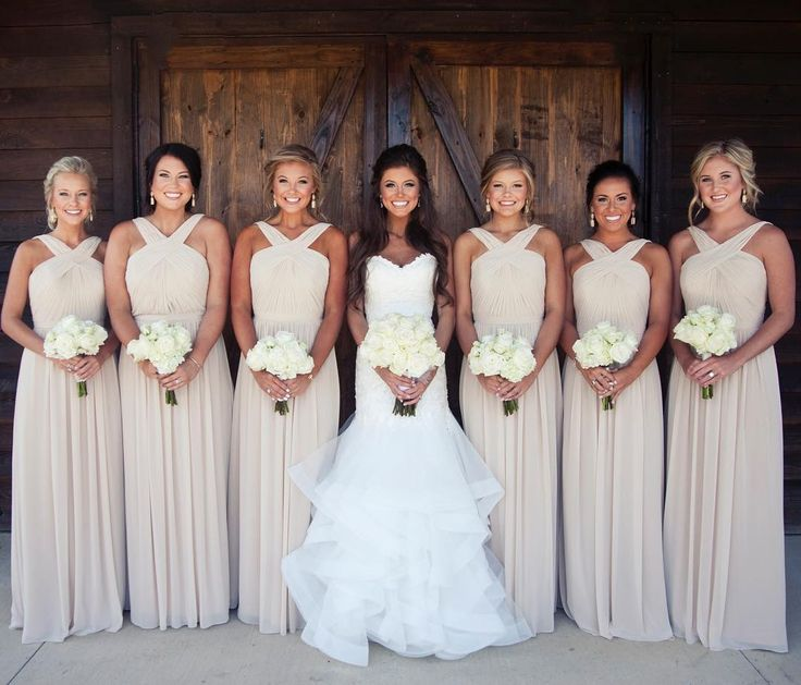 Wedding Dress for Bridesmaid