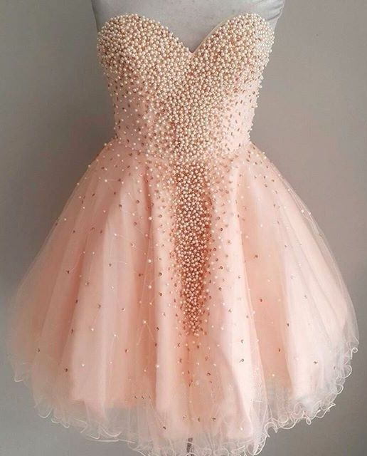 Sweetheart Homecoming Dress,Beaded Prom Dress,Mini Prom Dress,Fashion Prom Dress,Sexy Party Dress, 2017 New Evening Dress