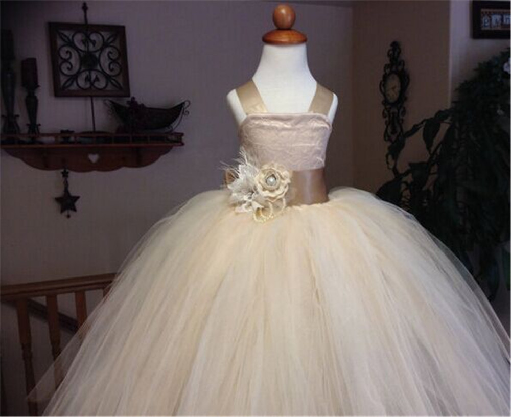 Flower Girl Prom Dress,Floral Prom Dress,Illusion Prom Dress,Fashion ...