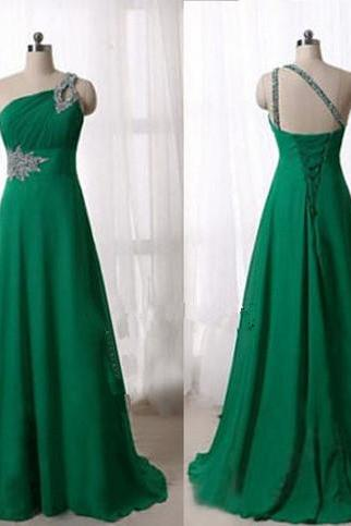 Beaded Prom Dress,Backless Evening Dress,Fashion Prom Dress,Sexy Party Dress,Custom Made Evening Dress