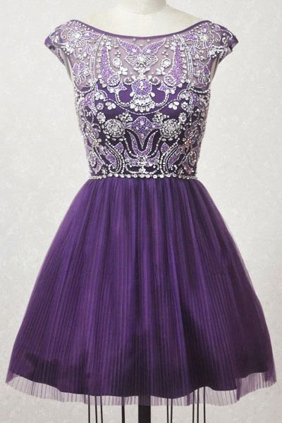 Pretty Beading Homecoming Dress,Sexy Party Dress,Charming Homecoming Dress