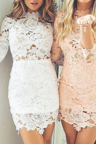 Floral Prom Dress,Bodycon Prom Dress,Mini Prom Dress,Fashion Bridal Dress,Sexy Party Dress, New Style Evening Dress
