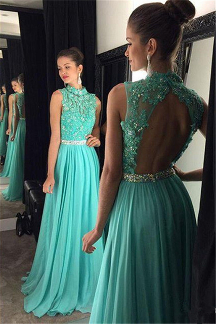 Charming Prom Dress,Backless Prom Dress,Beaded Prom Dress,Fashion Prom Dress,Sexy Party Dress, New Style Evening Dress