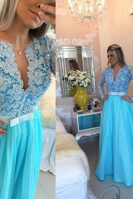 Beaded Prom Dress,Backless Prom Dress,Lace Prom Dress,Fashion Prom Dress,Sexy Party Dress, New Style Evening Dress