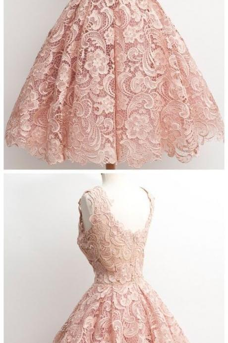 Charming Prom Dress,Lace Prom Dress,A Line Prom Dress,Fashion Homecoming Dress,Sexy Party Dress, New Style Evening Dress