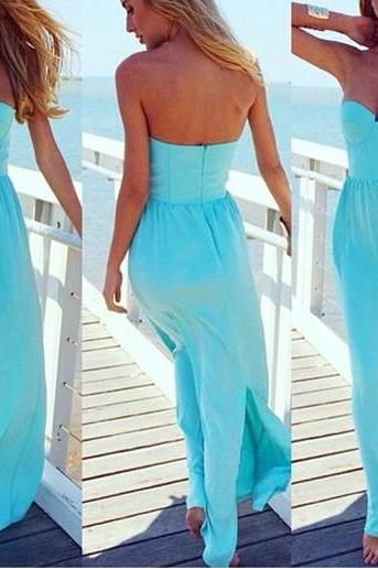 Backless Prom Dress,Sweetheart Prom Dress,Fashion Prom Dress,Sexy Party Dress, New Style Evening Dress
