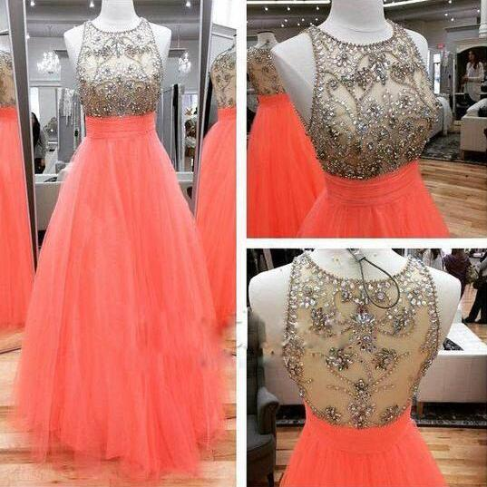 Beaded Prom Dresses,A-line Prom Dresses,Tulle Prom Dresses,Cheap Prom Dresses,Long Beaded Prom Dresses,Beaded Party Dresses,Prom Dresses Long,Sexy Prom Dresses,Prom Dresses for Girls,Sexy Party Dresses,girls party dress, sexy prom Dresses