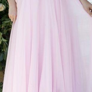 Elegant Prom Gown,Pink Prom Gown,Lace Prom Gown,Cap Sleeve Prom Gown, Prom Gown,Long Prom Dress,Backless Prom Dress,Evening Dress