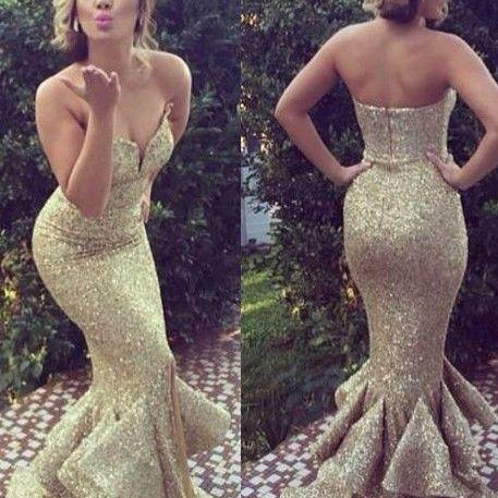 Sparkly Prom Dress,Sweetheart Prom Dress,Mermaid Prom Dress,Fashion Prom Dress,Sexy Party Dress, New Style Evening Dress