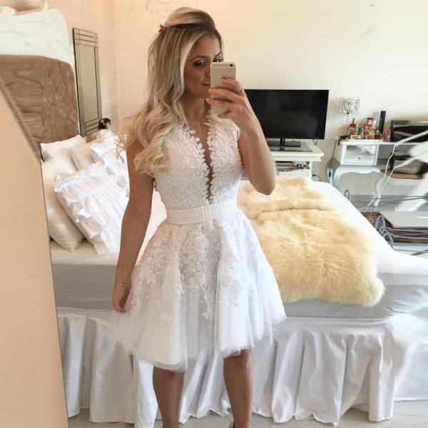 Beaded Prom Dress,Lace Prom Dress,Fashion Homecoming Dress,Sexy Party Dress, New Style Evening Dress