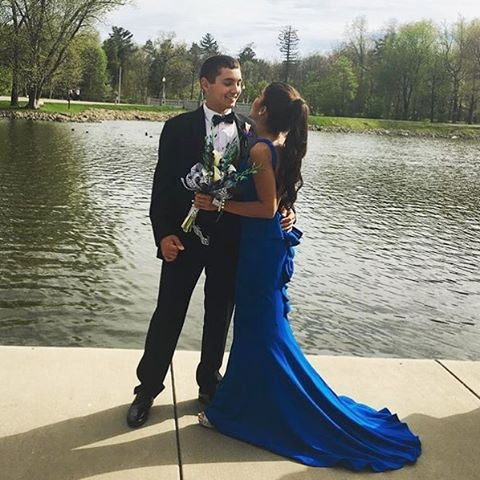 Royal Blue Prom Dress,Backless Prom Dress,Mermaid Prom Dress,Fashion Prom Dress,Sexy Party Dress, New Style Evening Dress